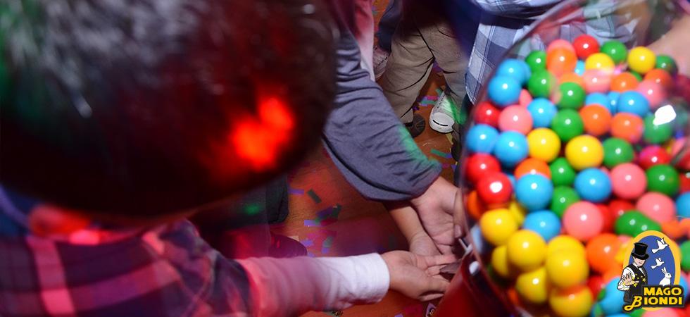 maquina de chicles, maquina de chicles para fiestas infantiles