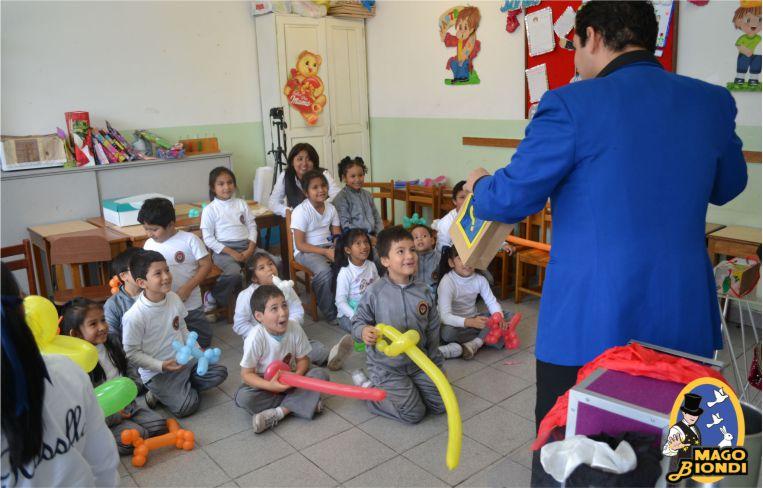 Show para colegios